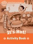 Oxford Read And Imagine Beginner It's Hot! Activity Book