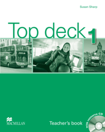 Top Deck Level 1 Teacher's Book and Teacher's Resource CD Pack