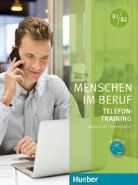 Menschen im Beruf - Telefoontraining Studentenboek met Audio-CD