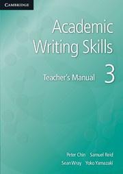 Academic Writing Skills Level 3 Teacher's Manual