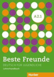 Beste Freunde A2/1 Lerarenboek