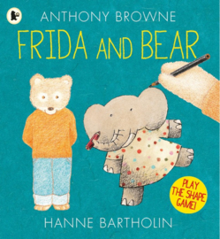 Frida And Bear (Anthony Browne, Hanne Bartholin)