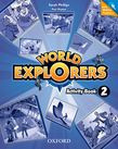 World Explorers Level 2 Activity Book With Online Practice