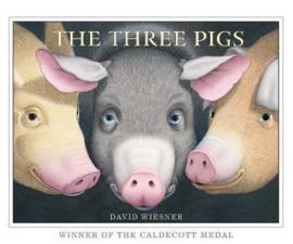 The Three Pigs (David Wiesner) Paperback / softback