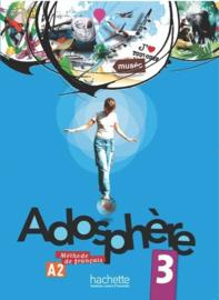 Adosphère 3 A2 - Méthode de français