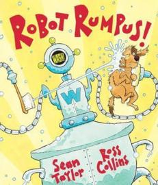 Robot Rumpus (Sean Taylor) Paperback / softback
