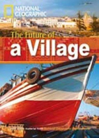 Footprint Reading Library 800: Future Of A Village Book With Multi-rom (x1)