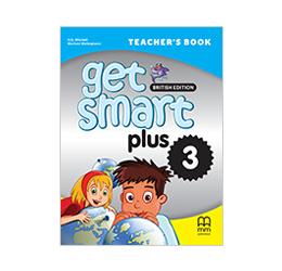 Get Smart Plus 3 Teacher's Book British Edition
