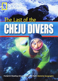 Footprint Reading Library 1000: Last Of Cheju Divers Book With Multi-rom (x1)