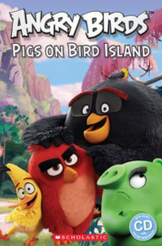 Angry Birds: Pigs on Bird Island + audio-cd (Starter Level)
