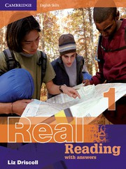 Cambridge English Skills: Real Reading Level1 Book with answers