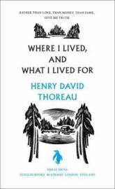 Where I Lived, And What I Lived For (Henry Thoreau)