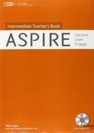 Aspire Intermediate Teacher's Book+audio Cd