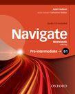 Navigate B1 Pre-intermediate Workbook With Cd (with Key)