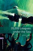 Oxford Bookworms Library Level 4: 20,000 Leagues Under The Sea Audio Pack