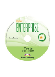 New Enterprise A1 Tests Cd-rom (international)