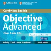 Objective Advanced Fourth edition Class Audio CDs (2)