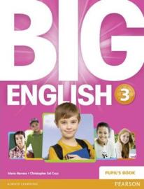 Big English Level 3 Leerlingenboek (Pupil's Book)