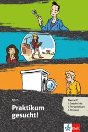 Praktikum gesucht! Buch + Online-Angebot