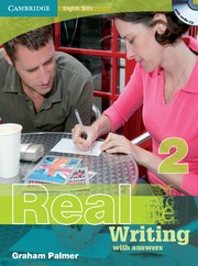 Cambridge English Skills: Real Writing Level2 Book with answers and Audio CD