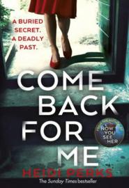 Come Back For Me (Heidi Perks)