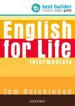 English For Life Intermediate Test Builder Dvd-rom