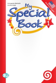 The Magic Book 1 Special Book + Audio Cd