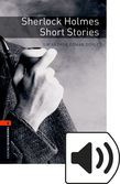 Oxford Bookworms Library Stage 2 Sherlock Holmes Short Stories Audio