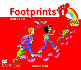 Footprints Level 1 Class Audio CD (3)