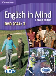 English in Mind Second edition Level3 DVD (PAL)