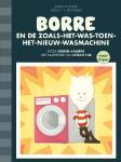 Borre en de zoals-het-was-toen-het-nieuw-wasmachine (Jeroen Aalbers)
