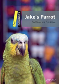 Dominoes One Jake's Parrot Audio Pack