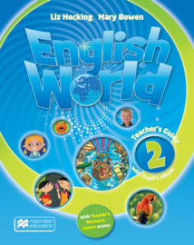 English World Level 2 Teacher's Guide + eBook Pack
