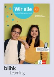 Digitales Kursbuch A1 für Lernende