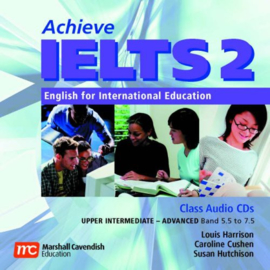 Achieve IELTS 2 Class Audio Cd(x2)