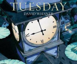 Tuesday (David Wiesner) Paperback / softback