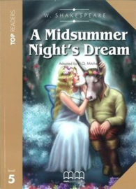 A Midsummer Night's Dream Teacher's Pack (incl Students Book+glossary)