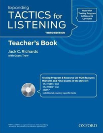 Tactics for Listening: Expanding: Teacher's Resource Pack