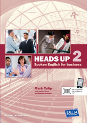 Heads Up Spoken English for Business Level 2