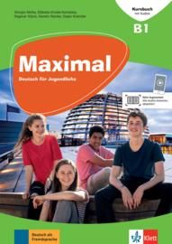 Maximal B1 Kursbuch mit Audios