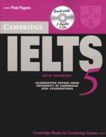 Cambridge IELTS 5 Student's Book Pack (Student's Book with answers and Audio CDs (2))