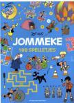 100 spelletjes Jommeke