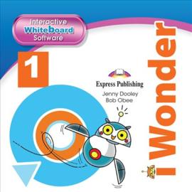 I-wonder 1 Interactive Whiteboard Software - Version 1 (international)