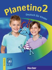 Planetino 2 Studentenboek