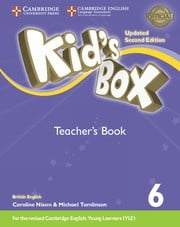 Kid's Box Updated Second edition Level6 Teacher's Book