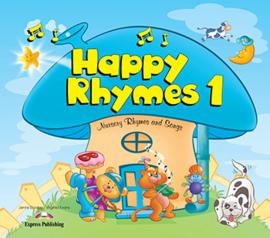 HAPPY RHYMES 1 BIG STORY BOOK
