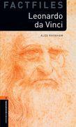 Oxford Bookworms Library Factfiles Level 2: Leonardo Da Vinci Audio Pack