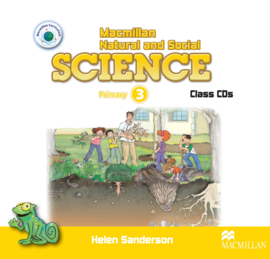 Macmillan Natural and Social Science Level 3 Class Audio CD (3)