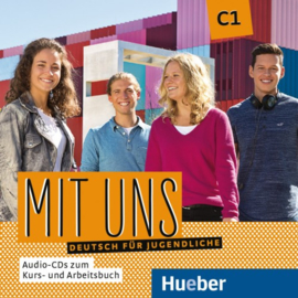 Mit uns C1 1 Audio-CD bij het Studentenboek 1 Audio-CD bij het Werkboek