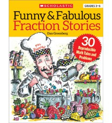 Funny  Fabulous Fraction Stories